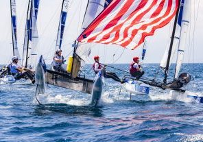 The Tokyo 2020 Olympic Sailing Competition will see 350 athletes from 65 nations race across the ten Olympic disciplines. Enoshima Yacht Harbour, the host venue of the Tokyo 1964 Olympic Sailing Competition, will once again welcome sailors from 25 July to 4 August 2021.   01 August, 2021 © Sailing Energy / World Sailing